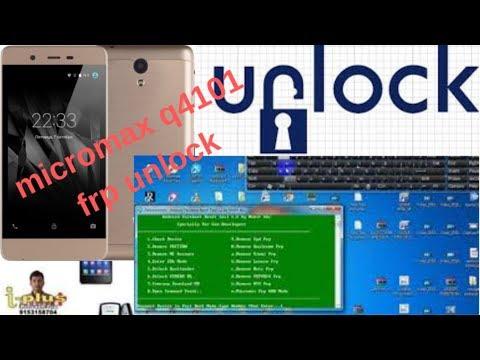 micromax q4101 frp unlock