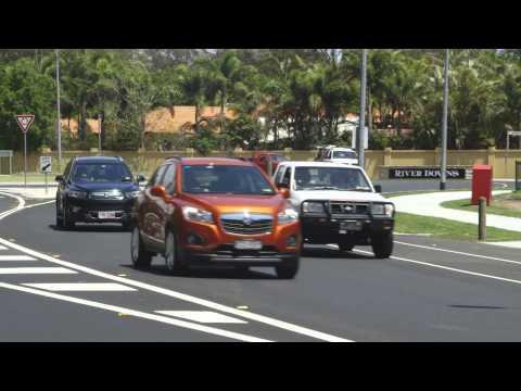 Gold Coast TV -  Helensvale Road Upgrade