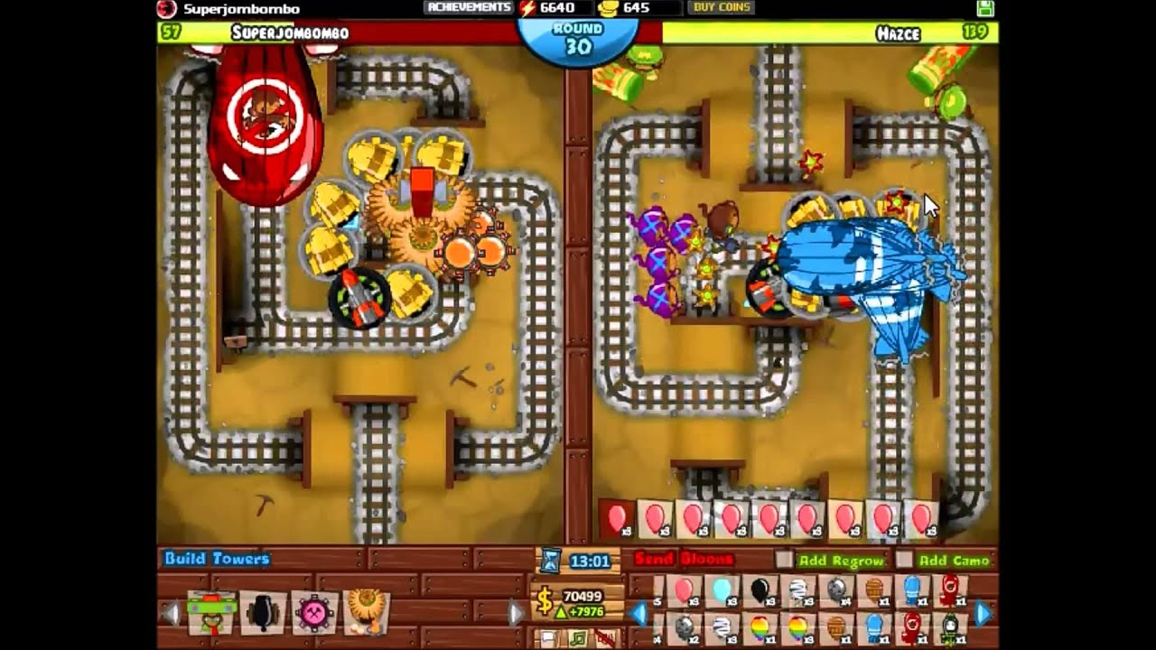 BTD Battles Hour Special #4 - Just Because I Like You :)