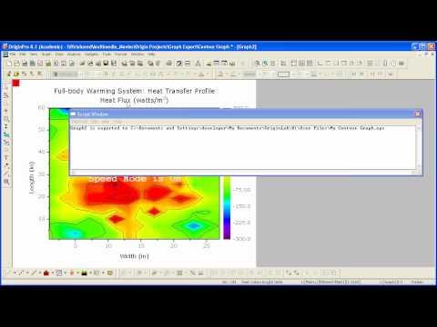 Exporting And Presentation Origin 8 Exporting Graphs YouTube