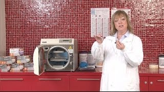 In-Office Biological Monitoring - Testing Your Sterilizer - Proper Vial Placements