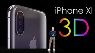 Latest iPhone XI Leak! | 3D Camera Coming!
