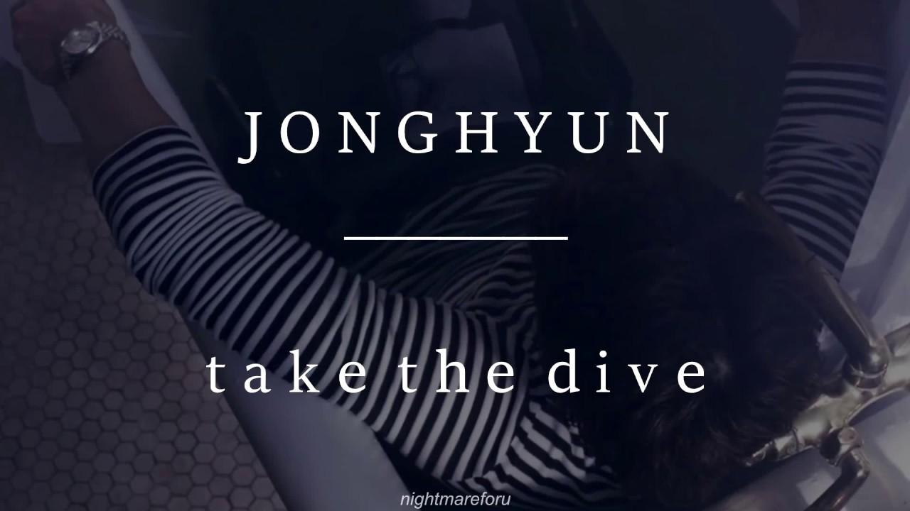 Jonghyun (종현) - Take The Dive » Color Coded Lyrics
