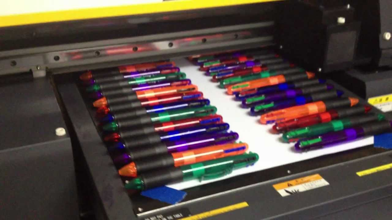UV Printing On Pens By K Signs And Designs