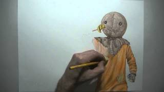 Draw Halloween Characters - Trick