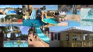 Camping Acapulco 5 étoiles , Vendée , Saint Jean de Monts