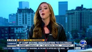 VF Corp announces it will move headquarters to Denver metro