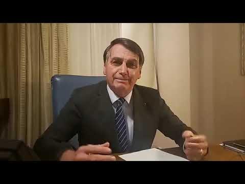 Caso Marielle: Assista ao vídeo de Bolsonaro rebatendo denúncia e atacando Globo e Witzel