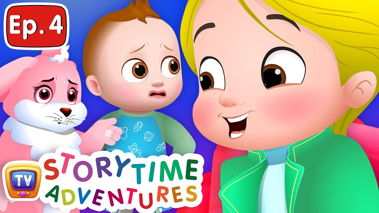 The Smart Rabbit - Storytime Adventures Ep. 4 - ChuChu TV