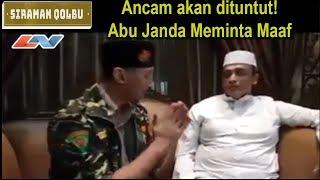 Video Akhirnya Abu Janda Minta Maaf Kepada Umat Islam Atas Pernyataannya di ILC download MP3, 3GP, MP4, WEBM, AVI, FLV Juli 2018
