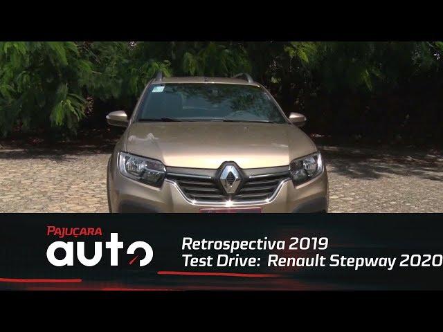 Retrospectiva 2019: Testamos o novo Renault Stepway 2020