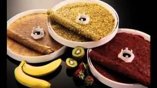 видео Сушка для фруктов и овощей