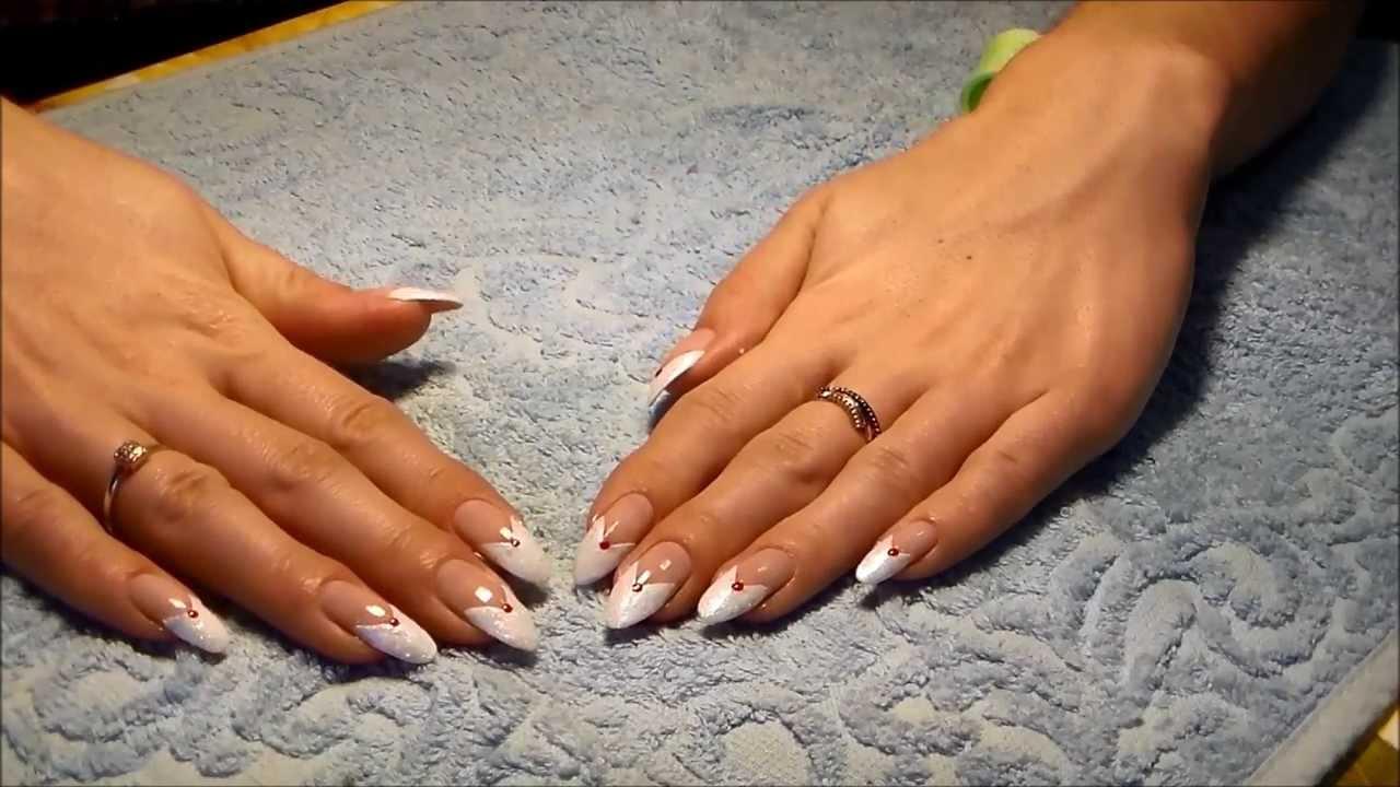 Очень красивый дизайн ногтей-163 фото -фото дизайна ногтей.