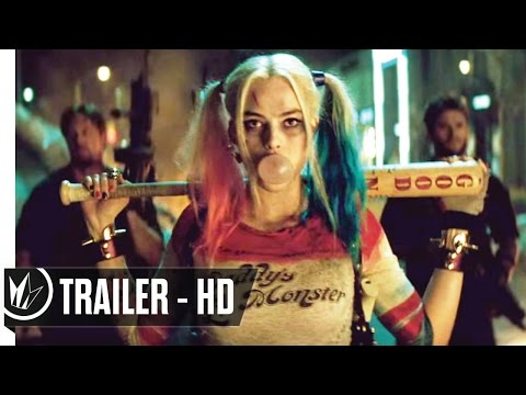 Suicide Squad Official Trailer #1 (2016) - Regal Cinemas [HD]