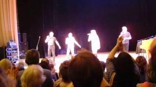 ВИА Самоцветы - Льётся музыка (Ульяновск, 19.03.2016)