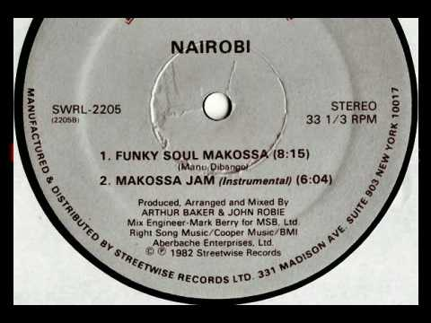 Awesome Foursome : Nairobi - Makossa Jam : Instrumental