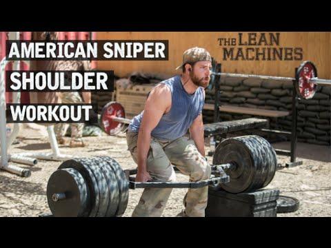 American Sniper Shoulder Workout #ad