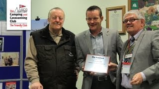 The Paddock - CS of the year 2012 - The Camping and Caravanning Club