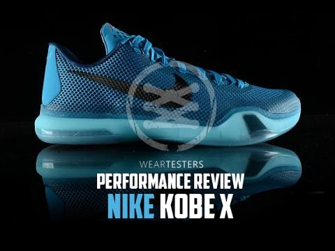 Nike Kobe X (10) Performance Review