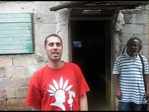 TOMAWOK Feat TONY SCOTT & BINGHI ROOTS  (JAMAICA 2012)