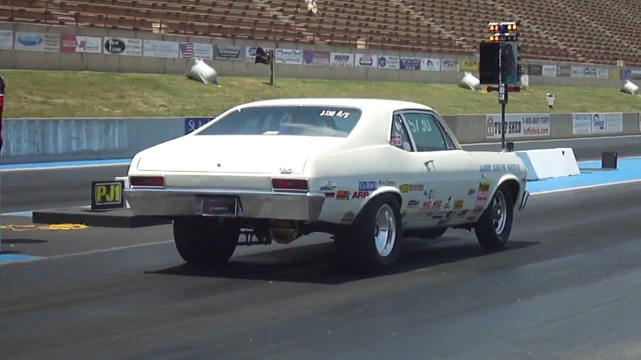 Jim Hughes Stock Eliminator 70 Nova DS YouTube