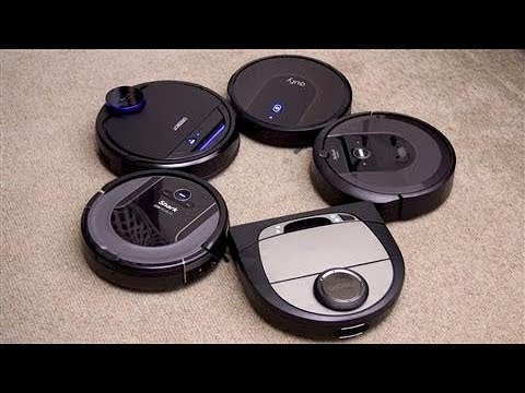 The Newest -- and Best -- Robot Vacuums