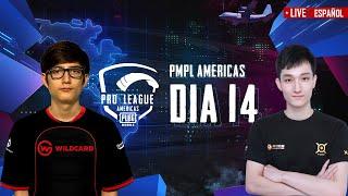 [ES] PMPL Americas Dia 14 | PUBG MOBILE Pro League 2020 - Temporada 1
