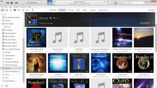 Baixar How to put CD music on iPhone iPad or iPod using iTunes 12.2 Playlist Manually (no sync)
