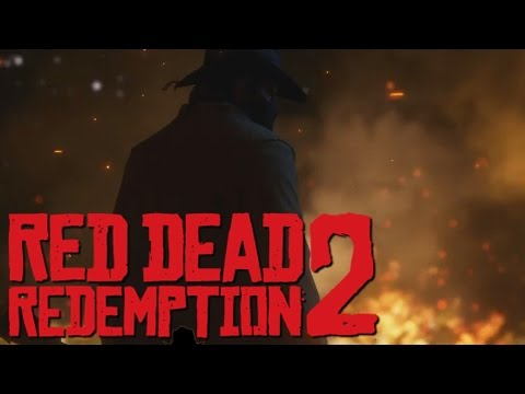 REACCIÓN AL TRAILER - Red Dead Redemption 2