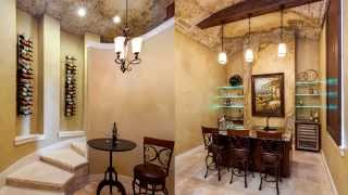 Hidden Custom Built Wine Room