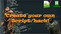 How to make your own Script/hack In any game! (AHK Tutorial)
