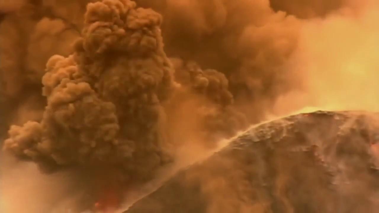 Yellowstone Supervolcano - Извержение гейзеров: Супервулкане Йеллоустон