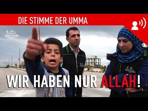 Die Botschaft eines syrischen Kindes an die gesamte Welt ᴴᴰ ┇ Generation Islam