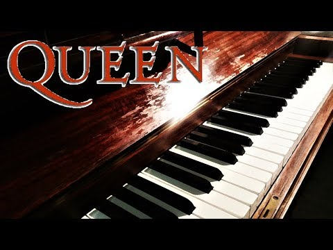 Queen - Friends Will Be Friends - Piano