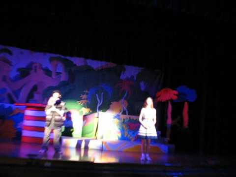 """Alone in the Universe"" - Seussical - West Hollow/Candlewood Middle Schools"