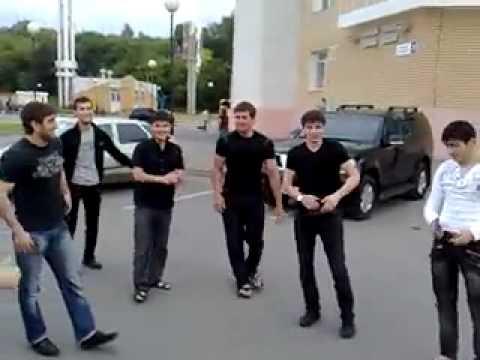 чеченцы фото парни