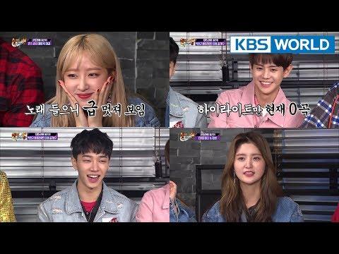 Happy Together | 해피투게더 –Highlight, EXID, GB9, Jang Hyunsung, etc [ENG/2018.03.01]