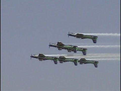 2007 Vectren Dayton Airshow - Esquadrilha da Fumaça