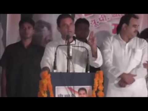 Rahul Gandhi said Mayawati, Mulayam control in PM Modi's hand