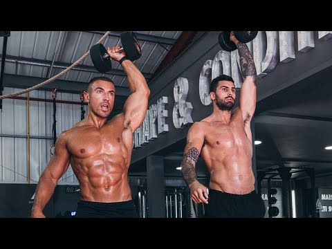 40 Minute INTENSE Fat Loss & Conditioning Workout