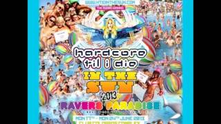 Live Set | Al Storm - Live @ HTID In The Sun, Foam Party | 2013