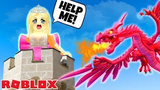 CAN WE SAVE THE PRINCESS BEFORE IT'S TOO LATE?! (Roblox)