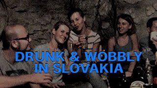 Drunk And Wobbly In Slovakia (17/09/2015)