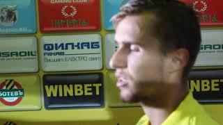 SportenPlovdiv TV: Антонио Вутов: Владеехме инициативата, загубихме нещастно