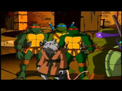 Testoasele Ninja Episodul 06   Intuneric La Marginea Orasului