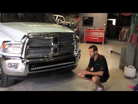 Trucks N Toys Australian Dodge Ram Accessories Light Bar