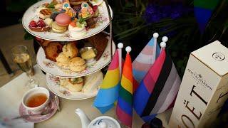 Pride Cocktail Afternoon Tea Dublin 2021   Castle Hotel Dublin