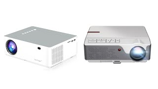1080P Full HD projector Touyinger M19 VS Thundeal TD96 (RD826)