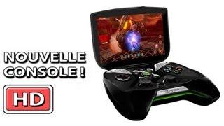 Nouvelle Console HD : NVIDIA Project SHIELD Bande Annonce (CES 2013)