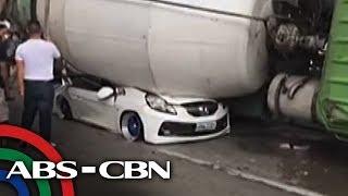 Tv Patrol Tatlong Bata Kabilang Sa Mga Nadaganan Ng Cement Mixer